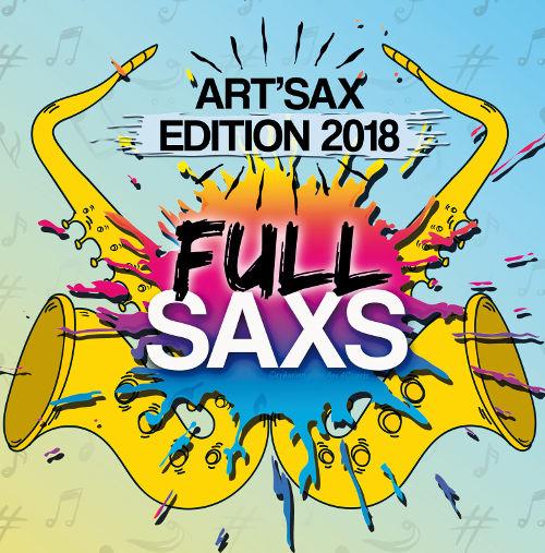 FullSaxs logo 2018